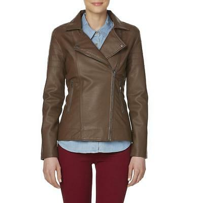 Simply Styled Womens Moto Jacket