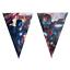 Avengers-drapeau-banniere-Bunting-Enfants-Fete-D-039-Anniversaire-Decoration-Garcons-Filles miniature 1