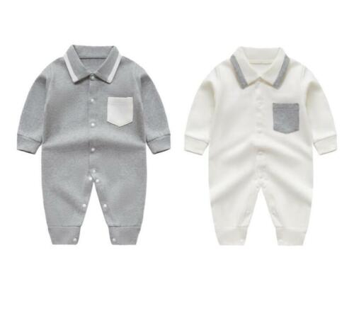 1pc Baby boys clothes daily wedding party birthday cotton bodysuit jumpers