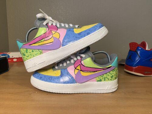 Custom Nike Air Force 1 Size 9