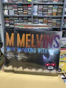 Melvins LP Working With God Special Black Vinyl Versiegelt 2021