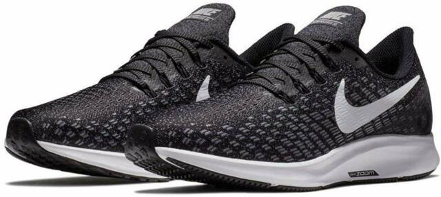 Pegasus Nike Running 12 Air Grey 001 Black Shoes Zoom Size