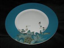 222 Fifth Eliza Teal Dinner Plates Set of 4 | eBay