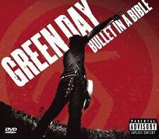 Green DAY BULLET IN A BIBLE (2005, CD/DVD) [CD DOPPIO]