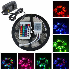 5M 3528 SMD Waterproof 300 LED Xmas Strip Lights Decoration with Remote Control