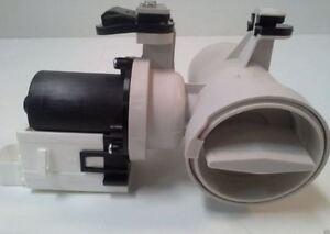 Washing machine drain pump motor washer part water kenmore for Kenmore washer motor replacement