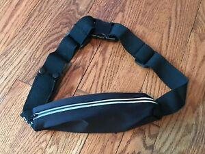 Lamikala-Black-Running-Belt-w-Safety-Alarm