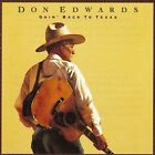 Goin' Back to Texas by Don Edwards (CD, Jul-1993, Warner Bros.)