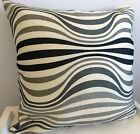 Shades of Grey cushion cover