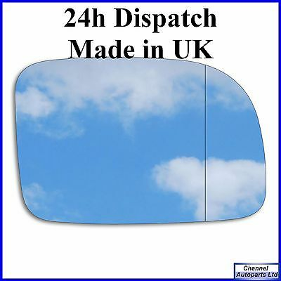 Right Wide Angle Mirror Glass Renault Maxity 2008-2015 644RAS