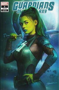 GUARDIANS-OF-THE-GALAXY-1-NM-MARVEL-GAMORA-SHANNON-MAER-VARIANT