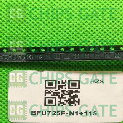 60PCS NEW BFU725F//N1+115 NXP 1034 SOT-343