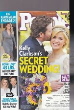 PEOPLE MAGAZINE-NOVEMBER 4, 2013-KELLY CLARKSON-102 PAGES