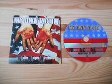 CD Metal My Own Victim - No Noice No Rights (11 Song) Promo CENTURY MEDIA