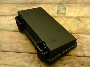 999251 fiat grande punto fuse box engine bay lid only cover ebay rh ebay ie