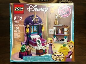 NEW-LEGO-41156-Disney-Tangled-The-Series-Rapunzel-039-s-Castle-Bedroom-156pcs