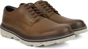 Clarks hombre Unido 7 moderno Lea elegante 9 10 8 y para Frelan Burnished Brown G Reino Lace BqBrP5