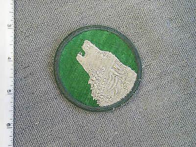 1957 To 1968 U S Problema Dell'esercito 104th Addestramento Divisione Con Ag Militaria Collectibles