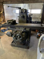 Used Vertical Milling Machine