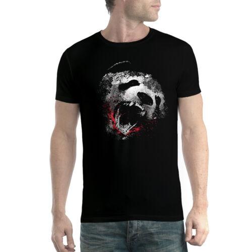 Killer Panda Face Animals Men T-shirt XS-5XL New
