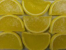 Lemon Fruit Slices Nostalgic Jelly Slice Candy 2 Pounds FREE SHIPPING