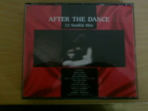 Telstar Doppel CD  AFTER THE DANCE  32 Soulful Hits (1991)