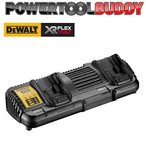 Dewalt-DCB132-10-8V-14-4V-18V-54V-XR-FLEXVOLT-Multi-Voltage-Dual-Port-Charger