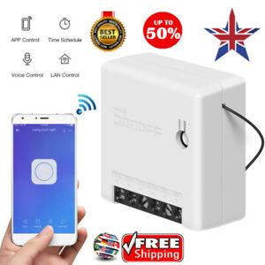 5X-SONOFF-MINI-Two-Way-DIY-Smart-Switch-APP-Remote-Control-for-Alexa-Google-Home