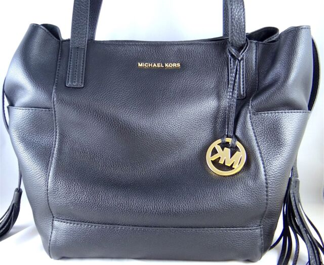 febee9db7c8a Michael Kors Handbag Ashbury Extra Large Leather Shoulder Grab Bag ...