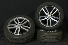 Audi Q7 4L 20 Zoll Alufelgen Felgen alte Sommerreifen 275 45 R20 4L0601025M