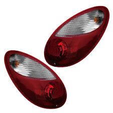 06-09 CHRYSLER PT CRUISER Rear Tail Light Lamp Pair Set