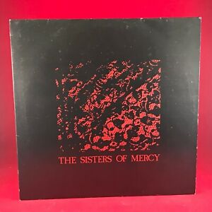 SISTERS-OF-MERCY-No-Time-To-Cry-1985-UK-12-034-vinyl-single-EXCELLENT-CONDITION