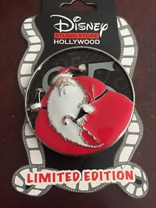 Sandy-Claws-Clause-Nightmare-Before-Christmas-25th-Pin-DSF-DSSH-LE-150-Surprise