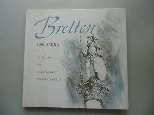 3-Buecher-Bretten-1200-Jahre-Melanchthonjahr-1960-Philipp-Melanchthon-1497-1560