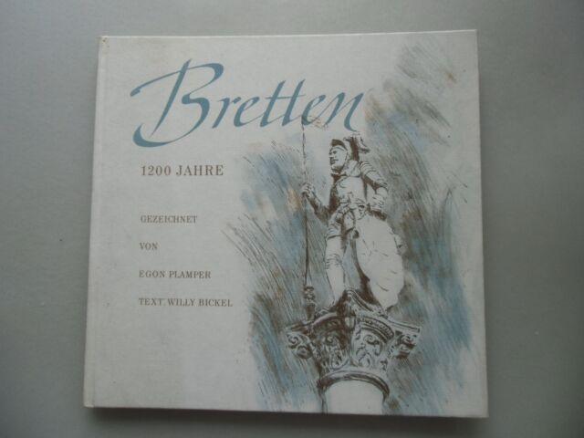 3 Bücher Bretten 1200 Jahre Melanchthonjahr 1960 Philipp Melanchthon 1497-1560