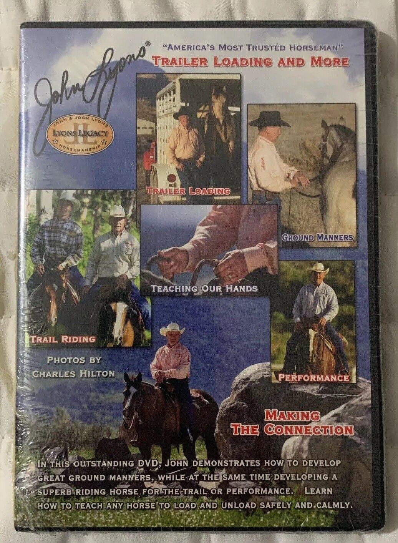 John Lyons Remolque Cochega y caballos más nuevo sellado de  fábrica Envío gratuito  barato y de moda