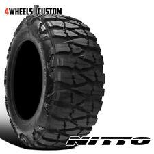 1 X New Nitto Mud Grappler X Terra 35125r17 125p Off Road Handling Tire