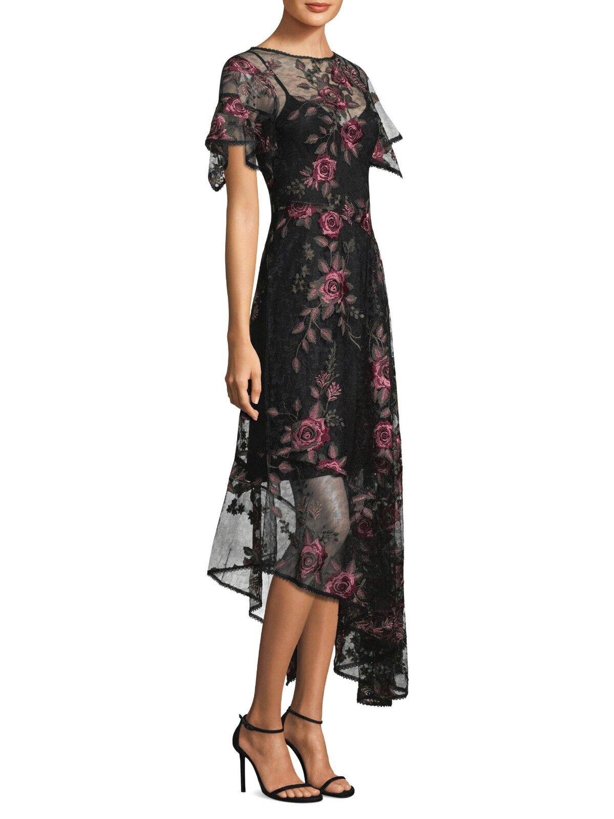 2d52a841f6e3 Nuova Nanette Lepore Flamenco Redingote Etichetta con nralbk4594-Vestiti