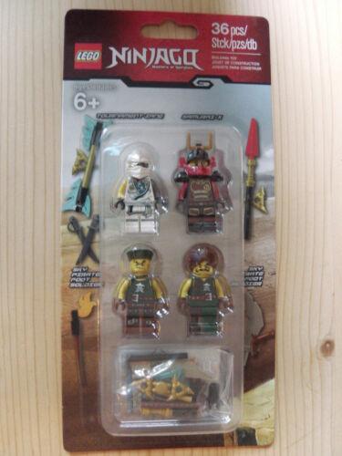 853544 851342 Zubehör-Set inkl.0,00€ Versand LEGO® NINJAGO™ Armee-Bauset +