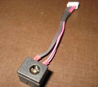Dc Power Jack W/ Harness Toshiba Satellite M45-s351 M45-s269 M40-s417td Charging