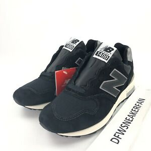 ef3677c082cea New Balance M1400BKS Men's 8.5 Black Silver Made in USA Japan ...