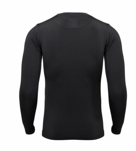 Mens High Quality Ultra-Soft Fleece Lined Thermal Base Layer Top /& Bottom Set