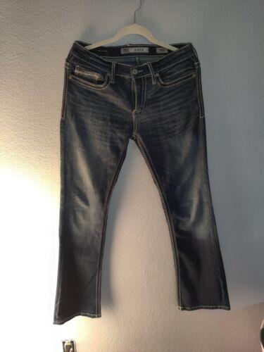 "BKE Denim ""AIDEN"" Blue Jeans 30S"