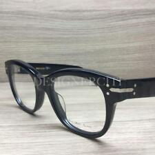 4aa01c1aed Celine CL 41406 807 Black Plastic Round 50mm Eyeglasses for sale ...