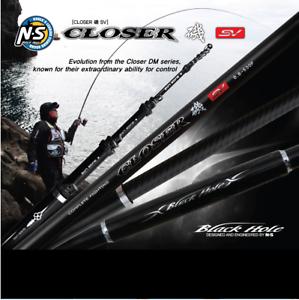 NS BLACKHOLE CLOSER SV ISO FISHING ROD