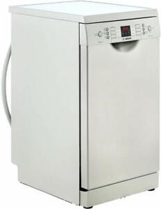 Bosch-SPS46II00G-Freestanding-Slimline-45cm-Dishwasher-Dented-Side-A