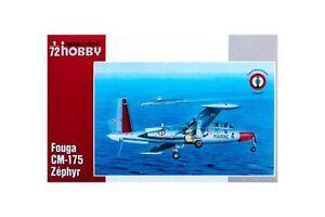 SPECIAL HOBBY SH72323 1/72 Fouga CM-175 Zéphyr