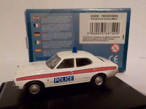Ford-Cortina-Mk3-Devon-amp-Cornwall-Police-Model-Cars-Oxford-Diecast
