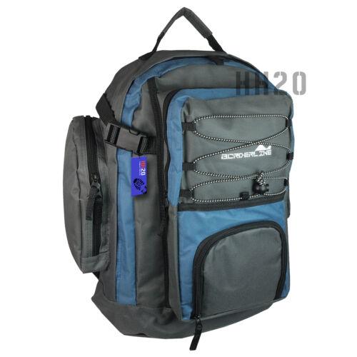 Mens Boys Backpack Rucksack Sports Work Gym College School Travel Hiking Man Bag