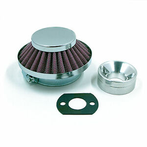 Details about ADA Racing UFO Air Filter Kit Chrome Zenoah Chung Yang RC  Goped Scooter Engine